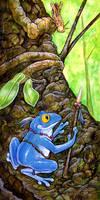 Cricket Hunter by ursulav