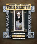 World's Smallest Nun