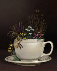 Prairie In A Teacup by ursulav