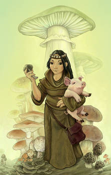 Monk of Mycology