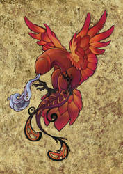 The Mighty Phalloenix by ursulav
