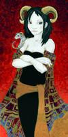 Horned Girl