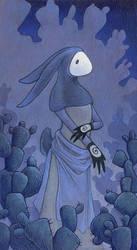 Rabbitform by ursulav