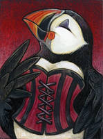The Puffin's Corset
