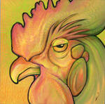 Chromatic Rooster