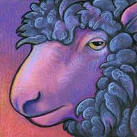 Goth Sheep