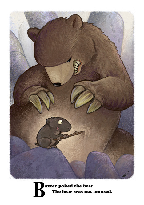 Lemmings: Baxter by ursulav