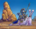 The Slug Knight