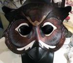 Great Horned Owl Mask