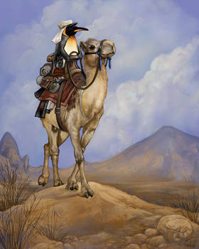 Penguin of Arabia