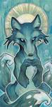 Wicked Kitsune by ursulav