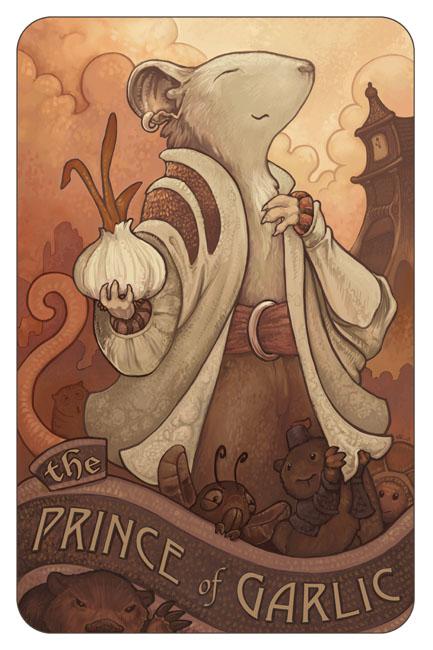 Prince Of Garlic by ursulav