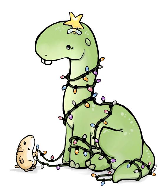 Fake Christmas Tree by ursulav