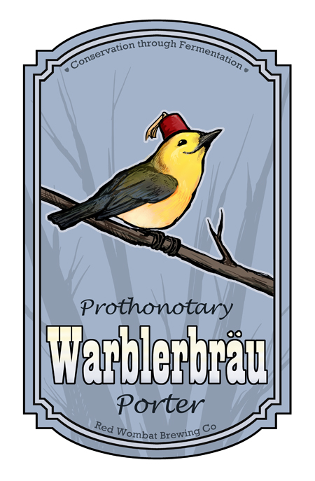 Warblerbrau Porter by ursulav