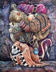 Packrat by ursulav