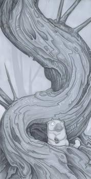 Small Creature, Big Tree
