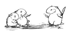 Why I Don't Do Kid's Books by ursulav