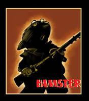 Hamster Propaganda by ursulav
