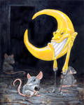 Nailing Down The Moon II