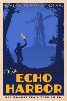 Echo Harbor Poster