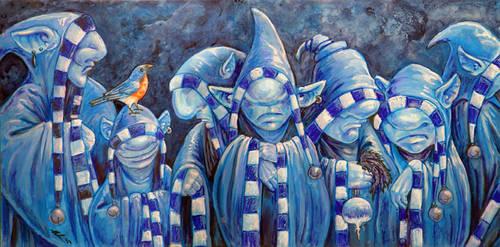 The Dour Brotherhood