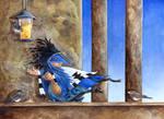 The Birdseed Thief