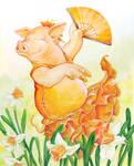 Spring Flamenco