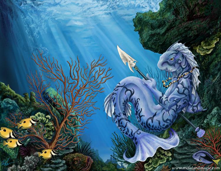 Atlantis Calling by ursulav