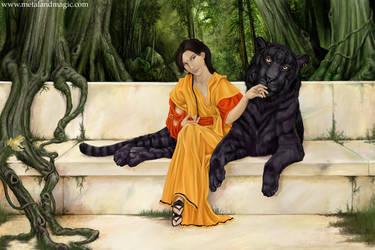 The Tigers Bride by ursulav