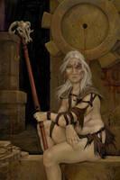 Gearworld: Cold Sun Redux by ursulav