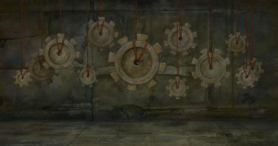 Gearworld: Suspension by ursulav