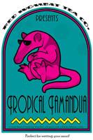 Tropical Tamandua by ursulav