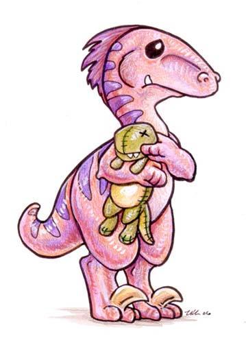 Raptor by ursulav