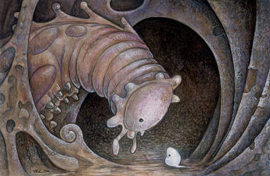 The Polyp's Price by ursulav