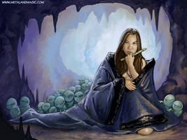 The Jade Flute by ursulav