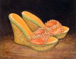 Cantaloupe Sandals