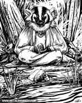Zen Badger