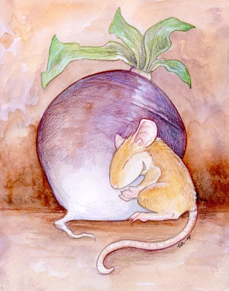 Turnip Love by ursulav