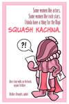 Confessions of a Squash Fan