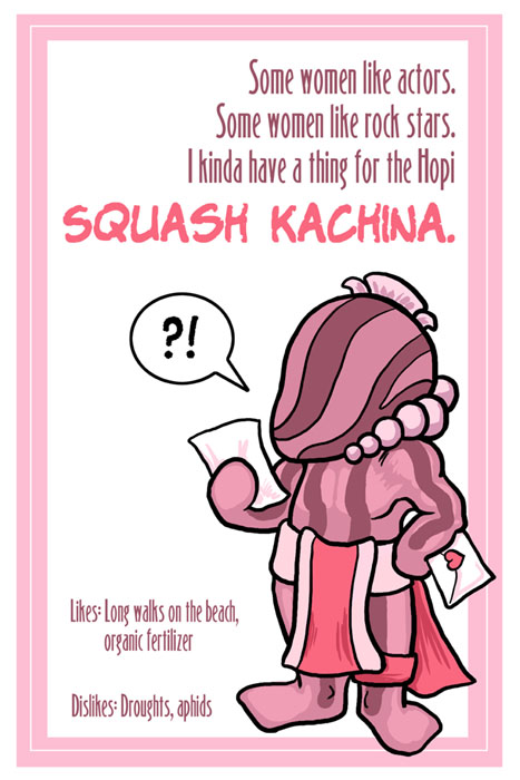 Confessions of a Squash Fan by ursulav