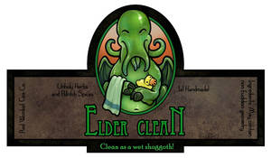 Elder Clean Soap by ursulav