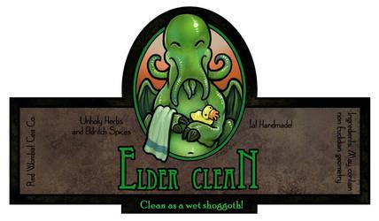 Elder Clean Soap