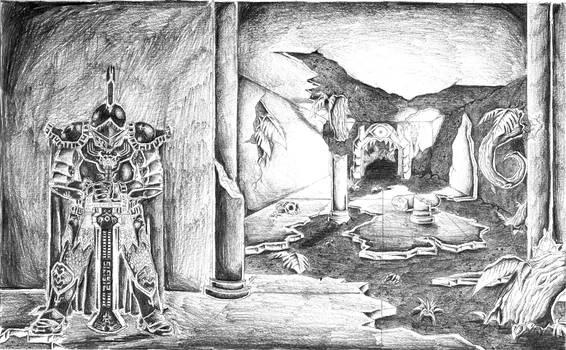 Contest Entry - Manji Labyrinth