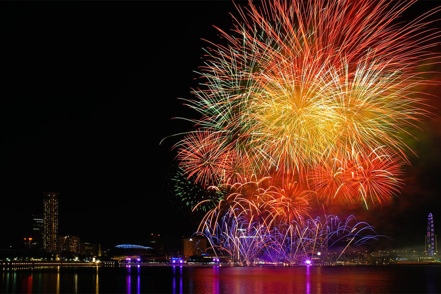 2009 Fireworks pt.2 by Shooter1970