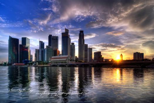 Sunset Skyline 3