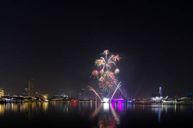 Fireworks 2013~2 by Shooter1970