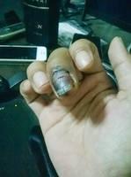 I broke it!
