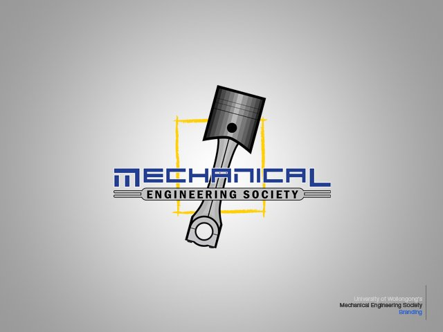 Mechanical Engineering Logo by MrLeEx