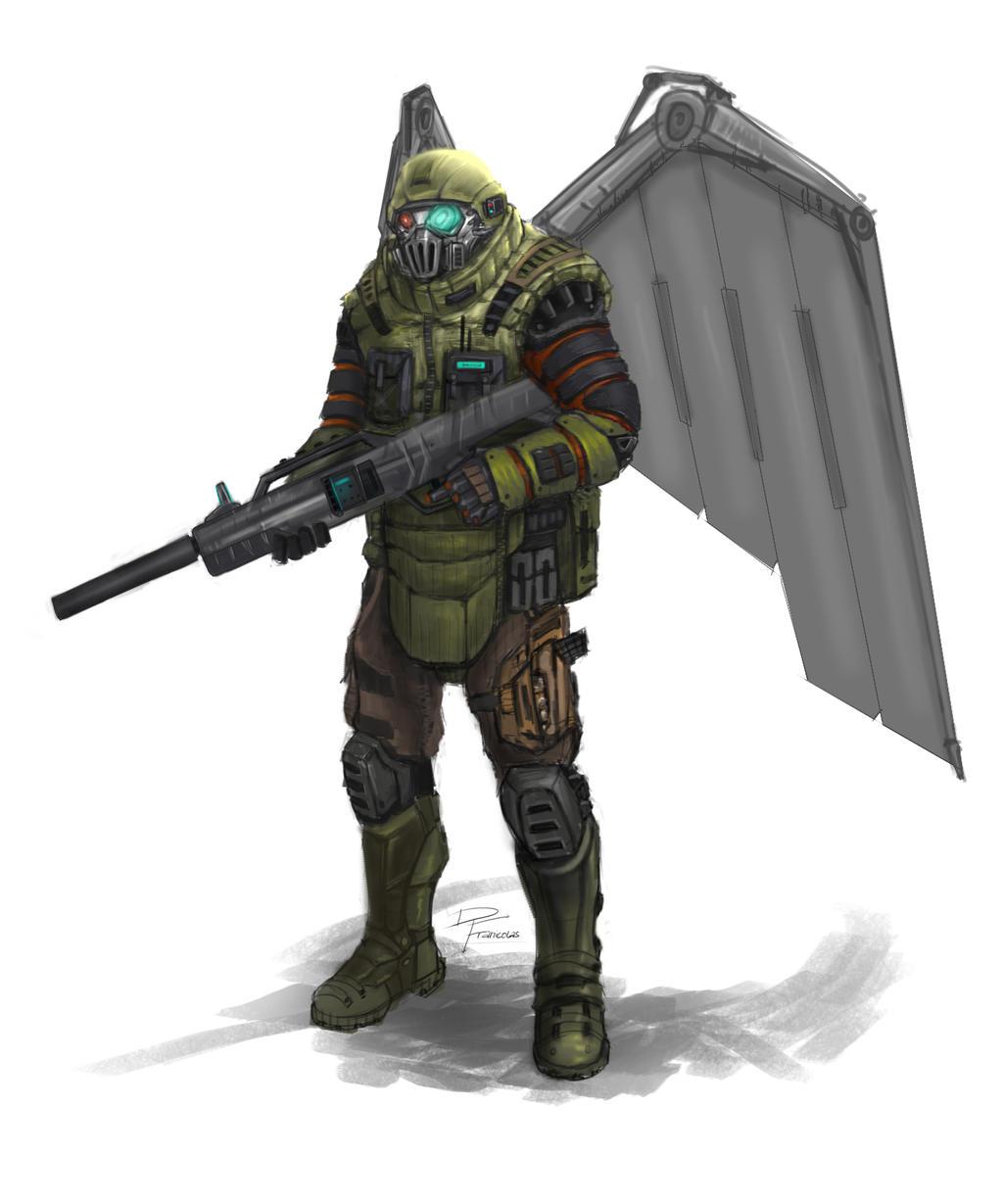 tentara by lainad007