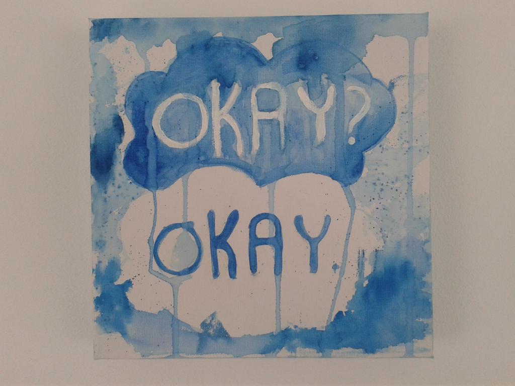 Okay? by WolfPawzArt